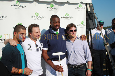 "guest, Media mogul Jason Binn, Dwayne Wade ""Miami Heat"" and NASCAR's Jeff Gordon"