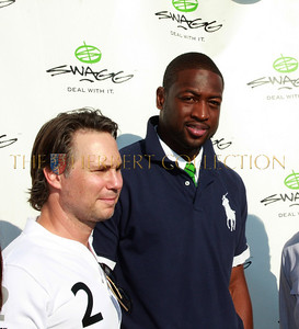 "Jason Binn, Dwyane Wade "" Miami Heat"" and guest"