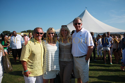Rod and Judy Gilbert, Sara Herbert-Galloway and Barry Klarberg