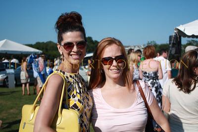 Kathleen Giordano and Lisa Miller