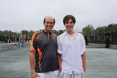 Michael Milken and Justin Pierce Galloway