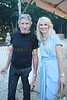 Roger Waters and Sara Herbert-Galloway