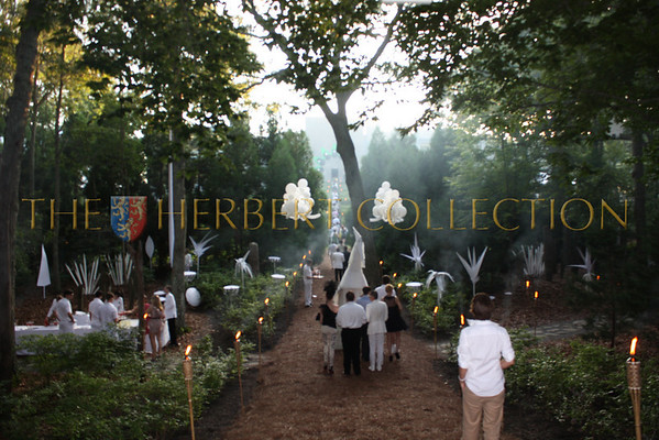 """Robert Wilson's, """"Paradiso"""" - The 17th Annual Watermill Summer Benefit at The Watermill Center, July 24, 2010."""
