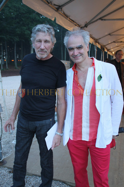Roger Waters and Kevin Berlin