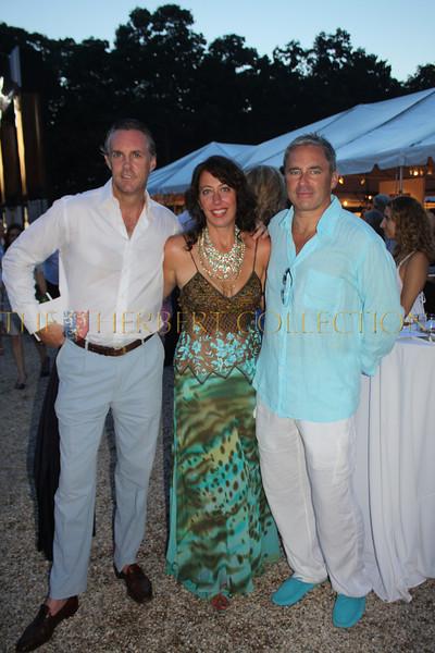 guest with Tatiana and Campion Platt