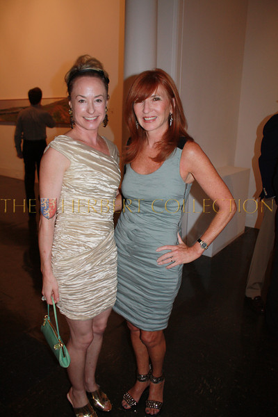 Robin Cofer and Nicole Miller
