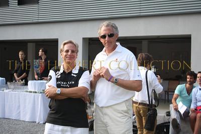 Paul Schindler and Barry Klarberg
