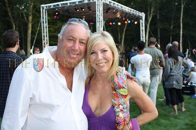 Steve with Regina Kravitz