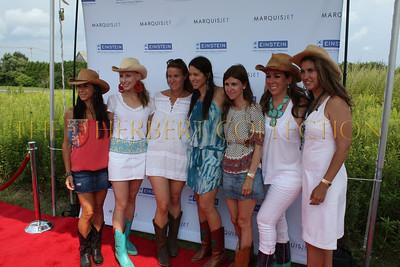 Tasha Genatt, Erica Karsch, Bari Katz, Roxanne Palin, Mindy Feinberg, Jackie Harris-Hochberg, Lauren Anmuth