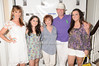 Jill Zarin, Ali Zarin, Caroline Manzo, Brad Boles, Lauren Manzo<br /> photo by Rob Rich © 2010 robwayne1@aol.com 516-676-3939