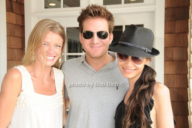 Jen Norberg, Michael Appa, Lisa Tan<br /> photo by Rob Rich © 2010 robwayne1@aol.com 516-676-3939