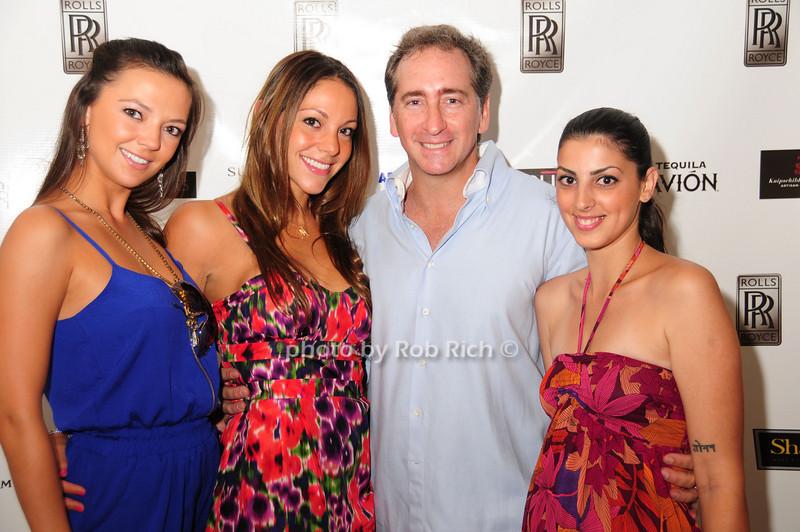 Emilia  Grabowska, Morgan Shara, Bradford Rand, Yvonne Chapman<br /> photo by Rob Rich © 2010 robwayne1@aol.com 516-676-3939