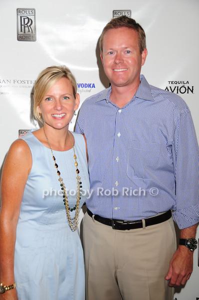 Karen VonderMeulen, Andy Thomas<br /> photo by Rob Rich © 2010 robwayne1@aol.com 516-676-3939