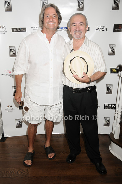 Larry Rosenthal, JC Galant<br /> photo by Rob Rich © 2010 robwayne1@aol.com 516-676-3939