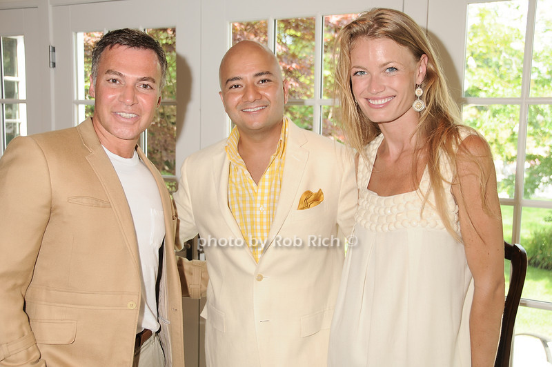 Loris Diren, Vincent Jelani, Jen Norberg<br /> photo by Rob Rich © 2010 robwayne1@aol.com 516-676-3939