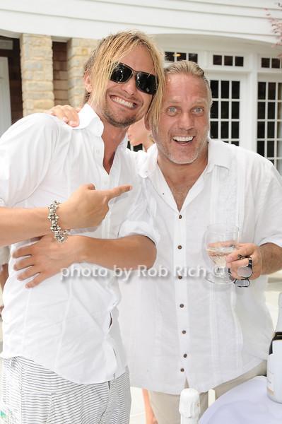 Christain Schmidt, Mark Baker<br /> photo by Rob Rich © 2010 robwayne1@aol.com 516-676-3939