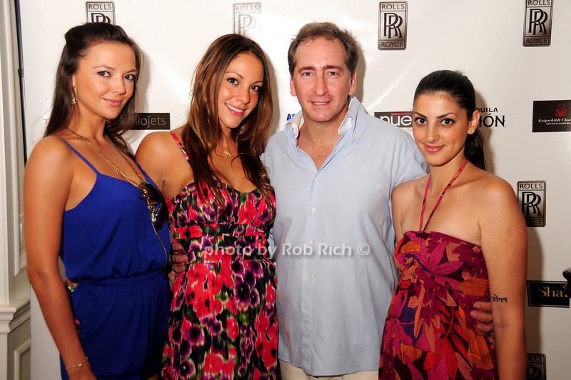 Emilia  Grabowska, Morgan Shara, Bradford Rand, Yvonne Chapman<br /> photo by Rob Rich © 2010 robwayne1@aol.com 516-676-3939