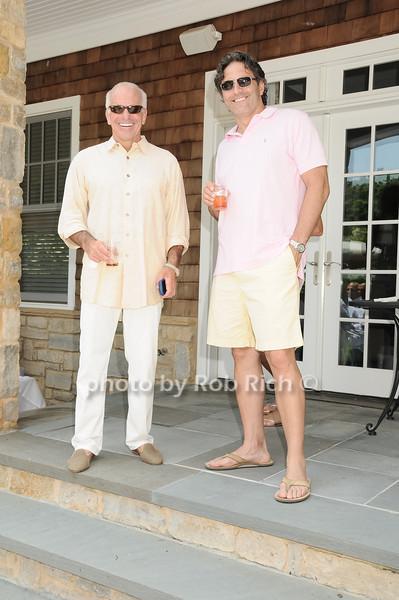 Gary DePersia, Mike Wudyka<br /> photo by Rob Rich © 2010 robwayne1@aol.com 516-676-3939