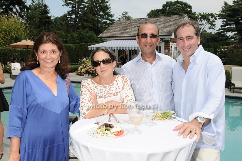 Laila Levitos, Lillian Bakash, Schlomo Bakash, Bradford Rand<br /> photo by Rob Rich © 2010 robwayne1@aol.com 516-676-3939