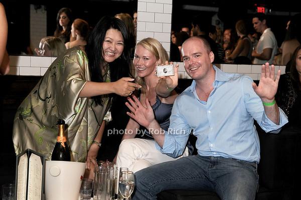 Susan Shin, guests<br /> photo by Rob Rich © 2010 robwayne1@aol.com 516-676-3939