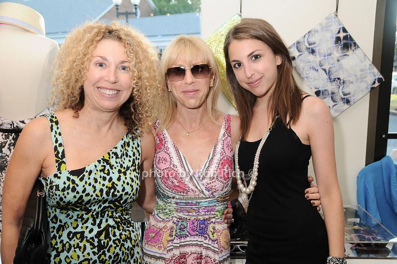 Marcy Chekofsky, Aimee Gold, Jodi Gold<br /> photo by Rob Rich © 2010 robwayne1@aol.com 516-676-3939