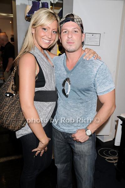 Danielle Stern, Mike DeFilippis<br /> photo by Rob Rich © 2010 robwayne1@aol.com 516-676-3939