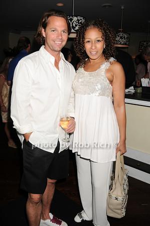 Justin Ward, Tamara Tunie<br /> photo by Rob Rich © 2010 robwayne1@aol.com 516-676-3939