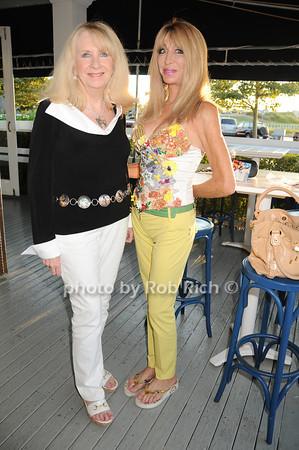 Erin O'Brien, Lynn Turk<br /> photo by Rob Rich © 2010 robwayne1@aol.com 516-676-3939