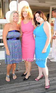 Kelly Waltrip, Ann Shutte, Melissa Cain photo by Rob Rich © 2010 robwayne1@aol.com 516-676-3939