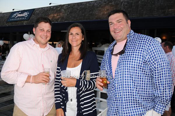 Matt Muller, Wendy Della Polla, Andy Baris<br /> photo by Rob Rich © 2010 robwayne1@aol.com 516-676-3939
