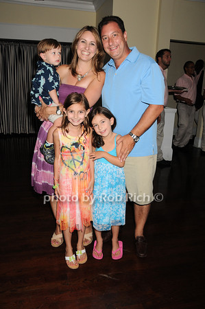 The DeTullio Family<br /> photo by Rob Rich © 2010 robwayne1@aol.com 516-676-3939