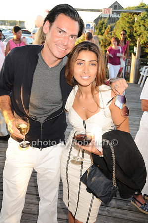 Ian Gerard, Mae Bagei<br /> photo by Rob Rich © 2010 robwayne1@aol.com 516-676-3939