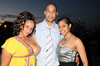 Racquel King, Chris Daniels, Twanee Butterfield<br /> photo by Rob Rich © 2010 robwayne1@aol.com 516-676-3939