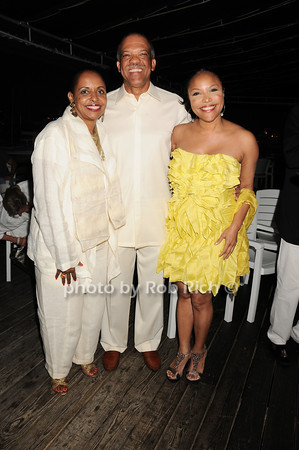 Wanda Brown, Premier Ewart Brown,  Lynn Whitfield<br /> photo by Rob Rich © 2010 robwayne1@aol.com 516-676-3939