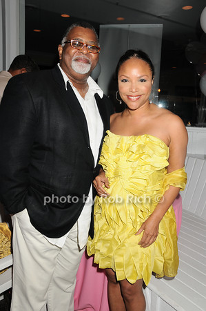 Alexander Smalls, Lynn Whitfield<br /> photo by Rob Rich © 2010 robwayne1@aol.com 516-676-3939