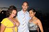 Racquel King, Chris Daniels, Twanee Butterfield<br /> photo by Rob Rich © 2010 robwayne1@aol.com 516-676-3939