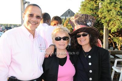 William Griffith, Terri Katz, Judi Feldman photo by Rob Rich © 2010 robwayne1@aol.com 516-676-3939
