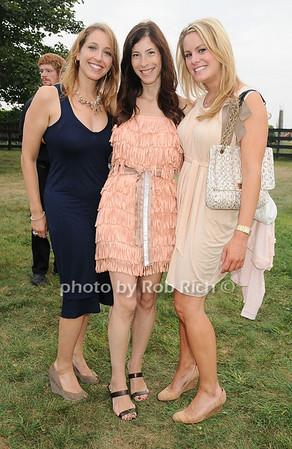 Elyse Rosenberg, Deb Huberman, Alissa Grab<br /> photo by Rob Rich © 2010 robwayne1@aol.com 516-676-3939
