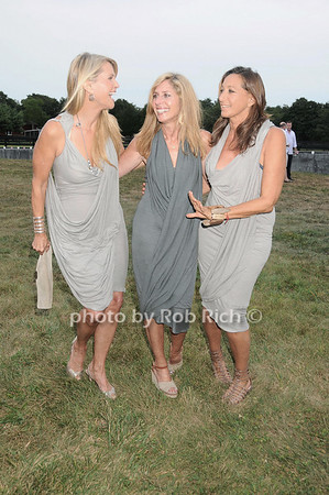 Christy Brinkley, Lisa Schifter Greenberg, Donna Karan