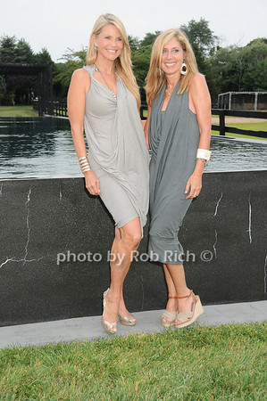 Christy Brinkley, Lisa Schifter Greenberg<br /> photo by Rob Rich © 2010 robwayne1@aol.com 516-676-3939