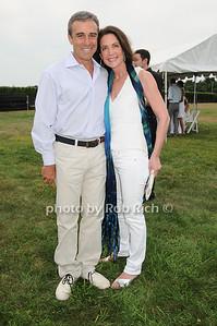 Andrew Zaro, Lois Robbins photo by Rob Rich © 2010 robwayne1@aol.com 516-676-3939