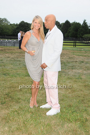 Christy Brinkley, Russell Simmons<br /> photo by Rob Rich © 2010 robwayne1@aol.com 516-676-3939