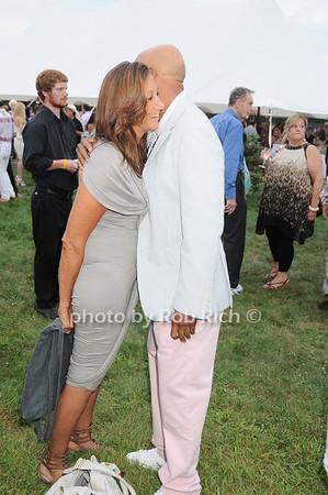 Donna Karan, Russell Simmons<br /> photo by Rob Rich © 2010 robwayne1@aol.com 516-676-3939