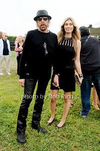 Larry Sands, Christina Sands photo by Rob Rich © 2010 robwayne1@aol.com 516-676-3939