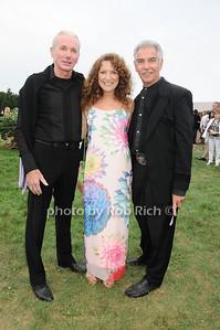 Jeffrey Borodsen, Julie Ratner, John D'Orazio photo by Rob Rich © 2010 robwayne1@aol.com 516-676-3939
