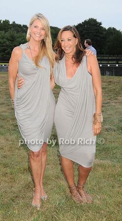 Christy Brinkley, Donna Karan<br /> photo by Rob Rich © 2010 robwayne1@aol.com 516-676-3939