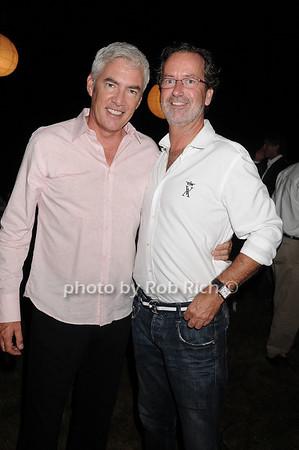 Scott Evans, Chris Robbins<br /> photo by Rob Rich © 2010 robwayne1@aol.com 516-676-3939