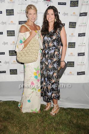 Beth Ostrosky Stern, Katie Lee Joel<br /> photo by Rob Rich © 2007 robwayne1@aol.com 516-676-3939
