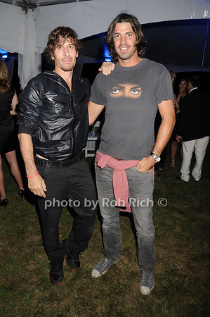 Steven Klein, Nacho Figueras<br /> photo by Rob Rich © 2007 robwayne1@aol.com 516-676-3939