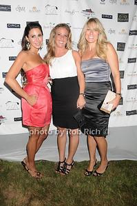 Stephanie Sagriftano, Carissa Reddock, Nicole Gaffney photo by Rob Rich © 2010 robwayne1@aol.com 516-676-3939